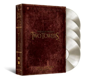 Lord of the Rings, The Two Towers<br>Special Extended DVD Edition