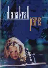 Diana Krall, Live in Paris
