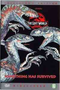 Jurassic Park II, The Lost World Collectors Edition