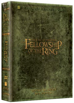 Lord of the Rings, The Fellowship of the Ring<br>Special Extended DVD Edition
