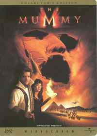 Mummy, The Collectors Edition